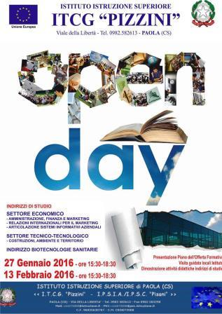 Open day Pizzini 2016